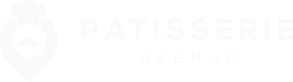 Patisserie Avenue Logo White