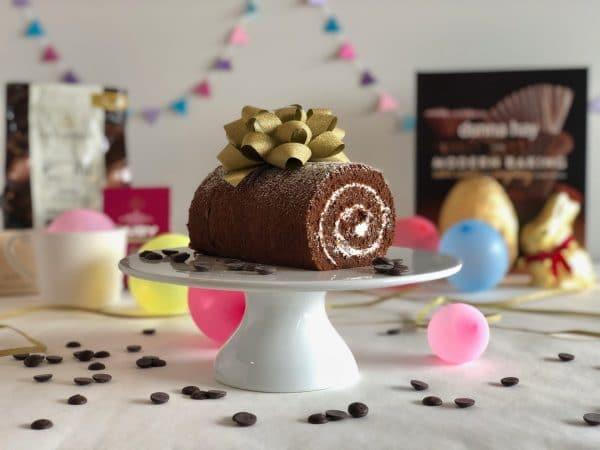 Swiss Roll Chocolate