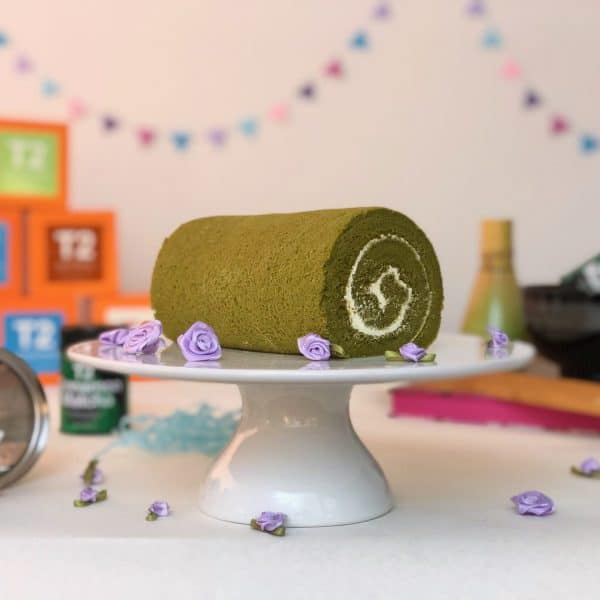 Swiss Roll Matcha