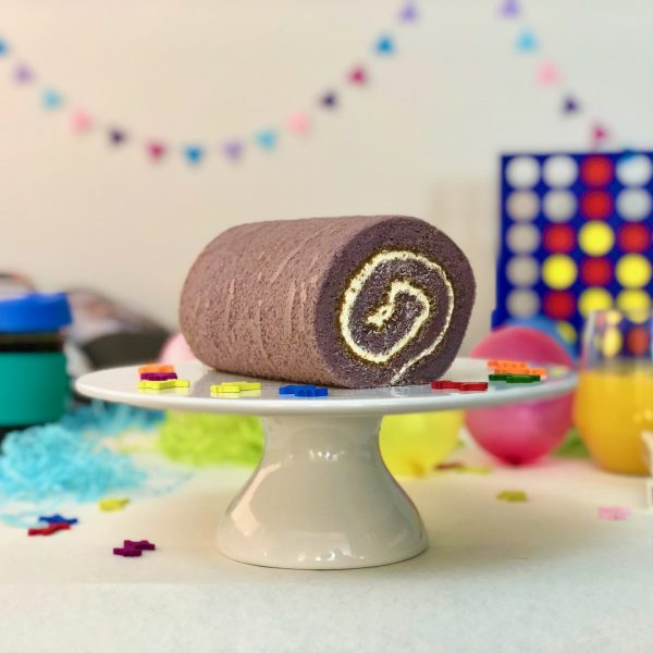 Swiss Roll Taro