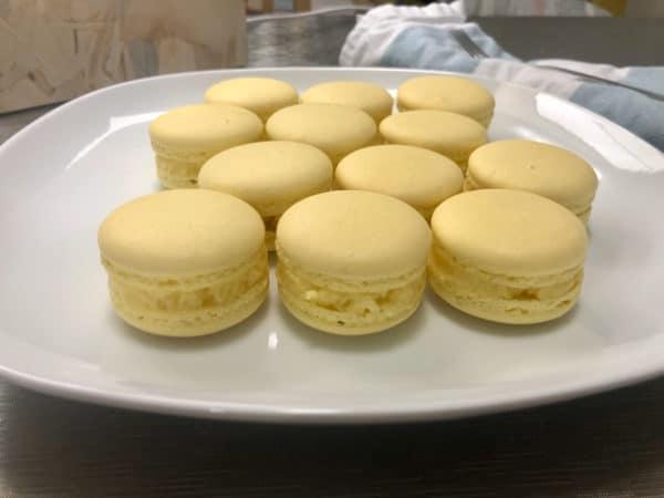 Macaron Durian Flavour